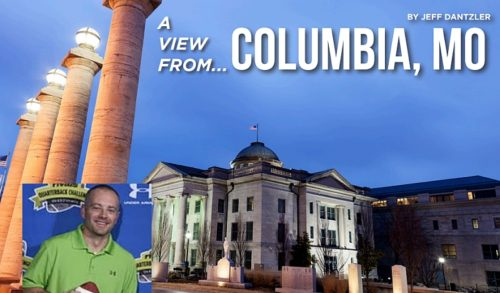 A view from Columia, MO with Gabe DeArmond