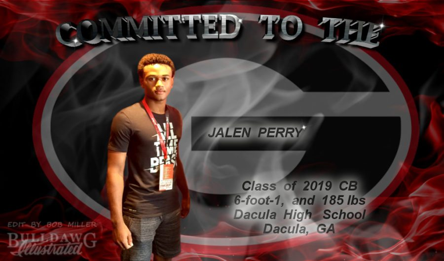 Jalen Perry CommittedToTheG edit by Bob Miller