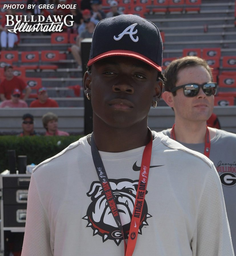 Andrew Booth  - Class of 2019 CB -  Archer High School, Lawrenceville, GA