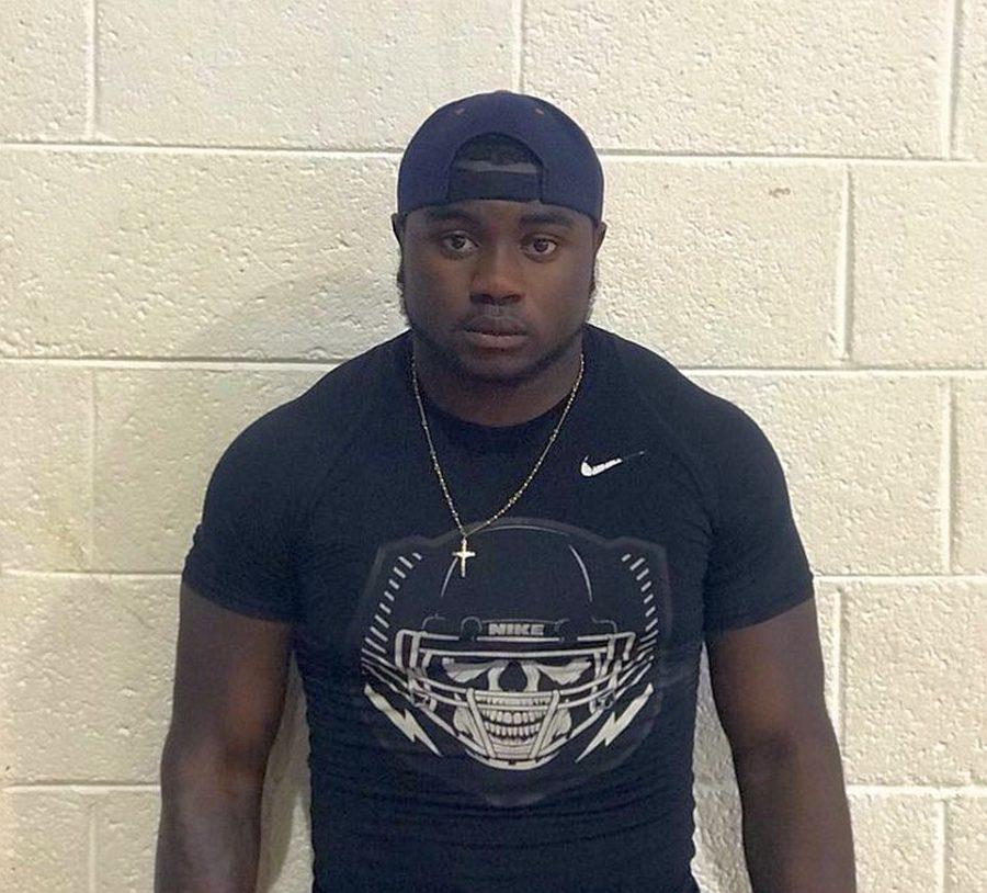 Malik Mango - Class of 2019 FB, MLB - Pelham High School, Pelham, GA (Photo from Malik Mango / Twitter)