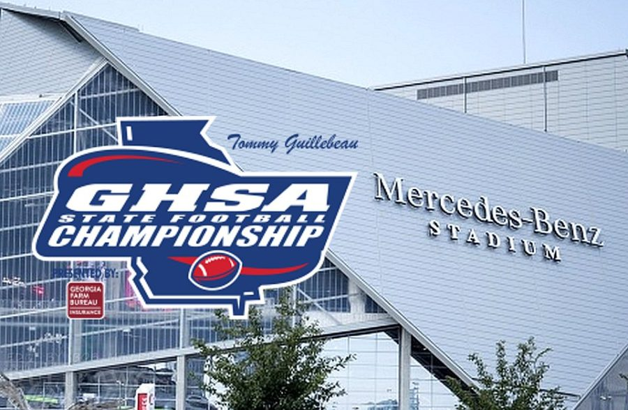 2017 GHSA football state championships Mercedes-Benz edit by Bob Miller