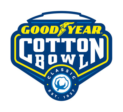 The official logo of the 2015 Goodyear Cotton Bowl Classic. (PRNewsFoto/The Goodyear Tire & Rubber)