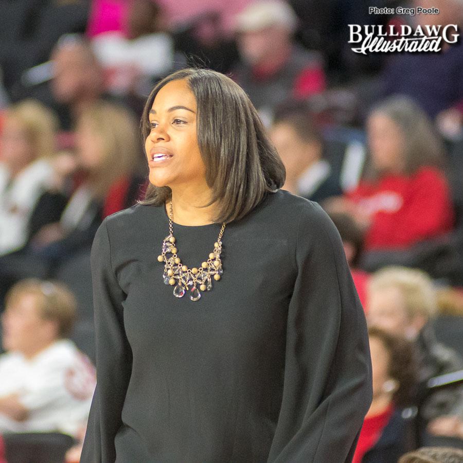 Joni Taylor - Head Coach of Georgia Women's Basketball Team -