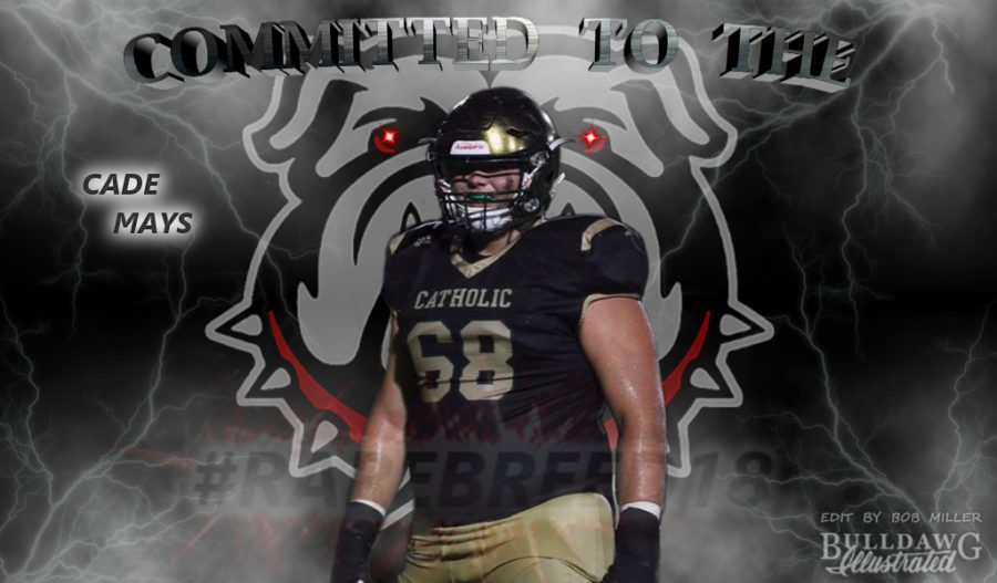 Cade Mays - Committed to the G, RareBreed18 edit by Bob Miller
