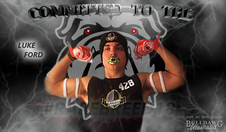 Luke Ford - Committed to the G, RareBreed18 edit by Bob Miller