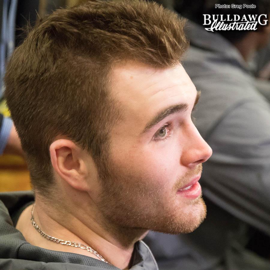 Georgia's freshman quarterback Jake Fromm
