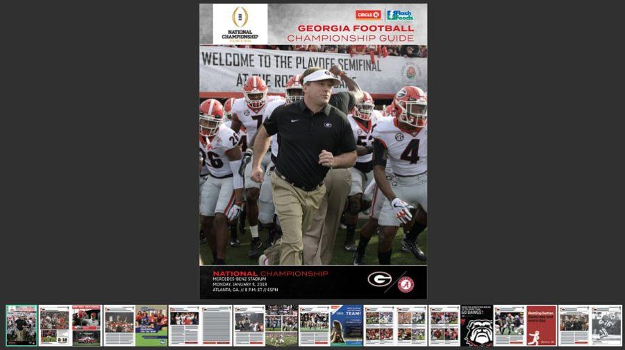 Georgia Football Championship Guide