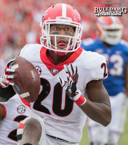 J.R. Reed – 2017 season rewind – Georgia vs. Florida
