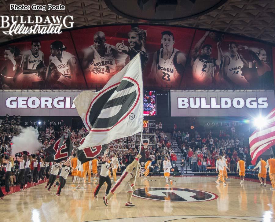 Georgia vs. Tennessee – February 17, 2008