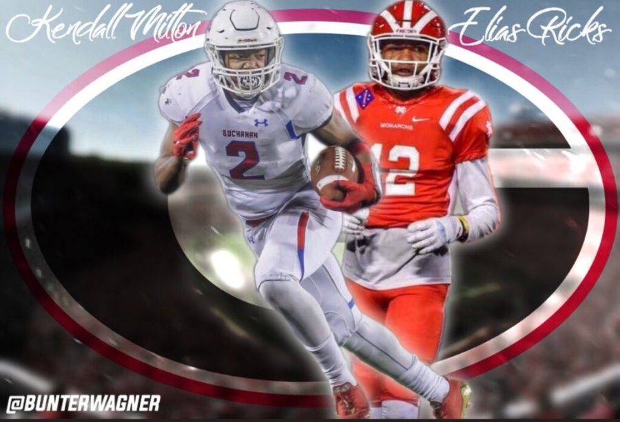 Kendall Milton and Elias Ricks Edit by @bunterwagner
