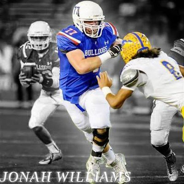 Jonah Williams