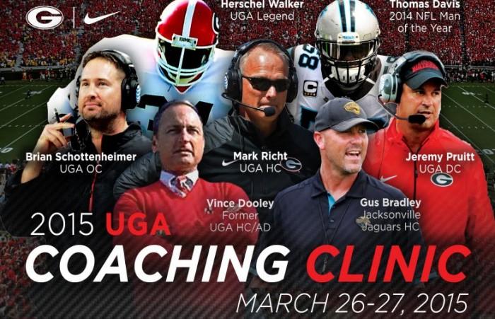 2015 coaches clinic