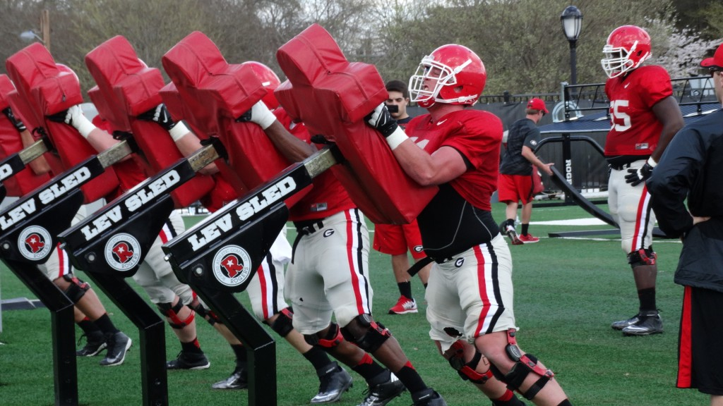 Lev Sled Drill - Practice 4