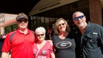 Mike and Rhonda Roper, Dana Sullivan and Mark Logan