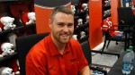 Hutson Mason at UGA Bookstore for G Day