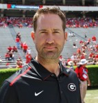 Coach Brian Shottenheimer - G-Day - 4-11-15