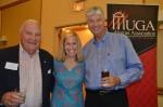 Sonny Seiler, Amy Reppela and Chuck Dowdle