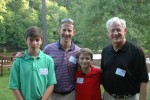 John, Jim, Oliver and Jim McLendon