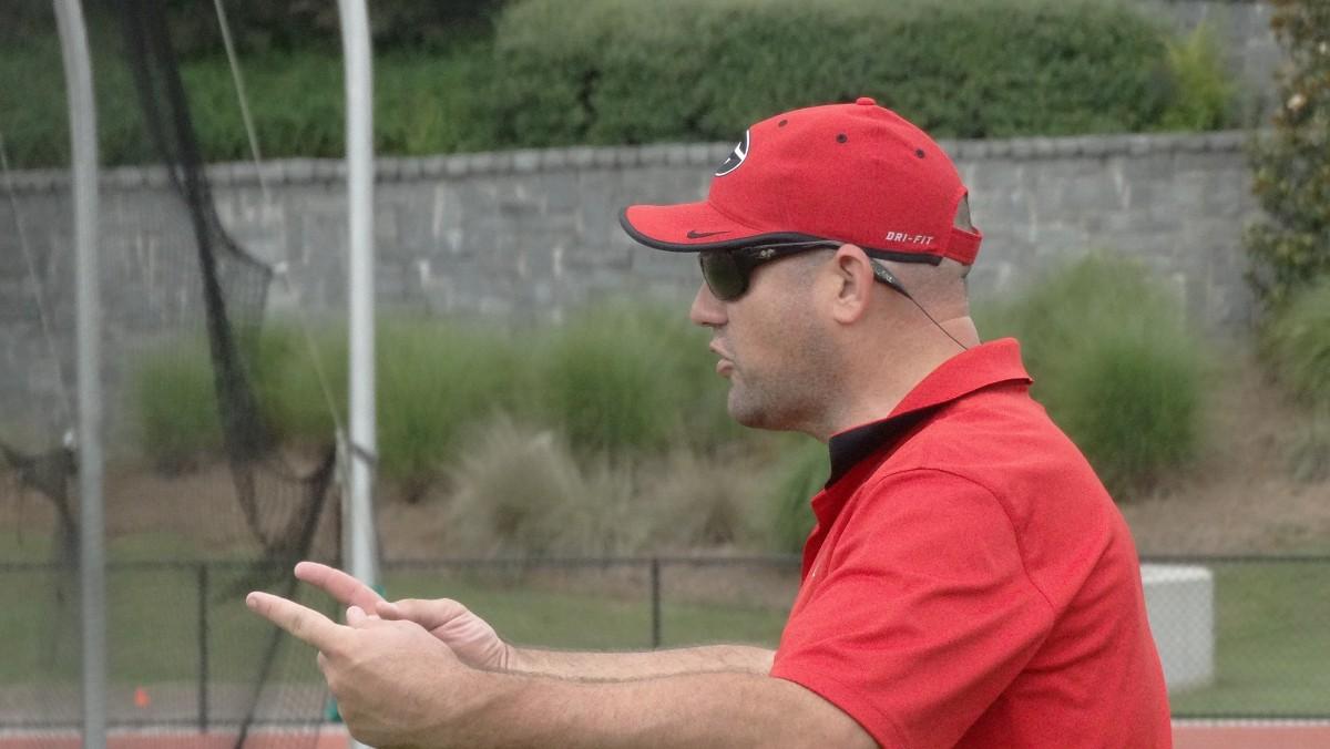 Coach Rob Sale