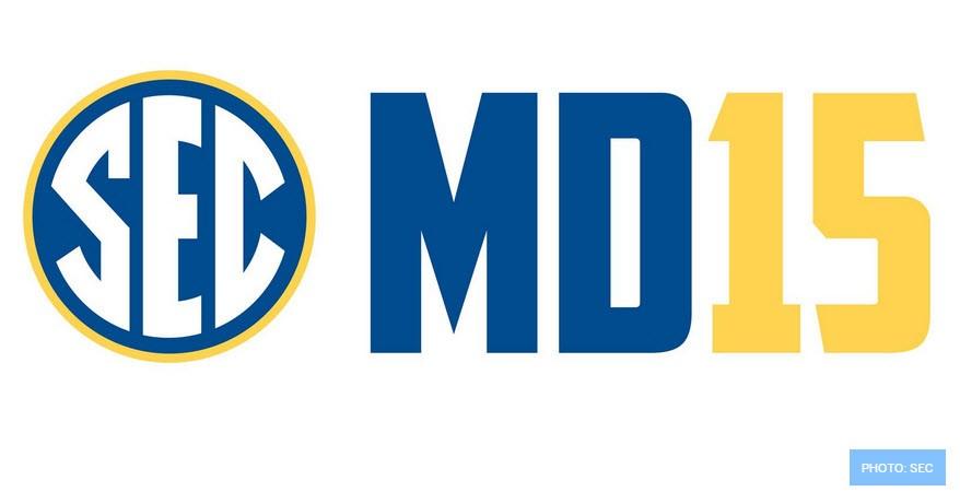 SEC media days 2015 logo
