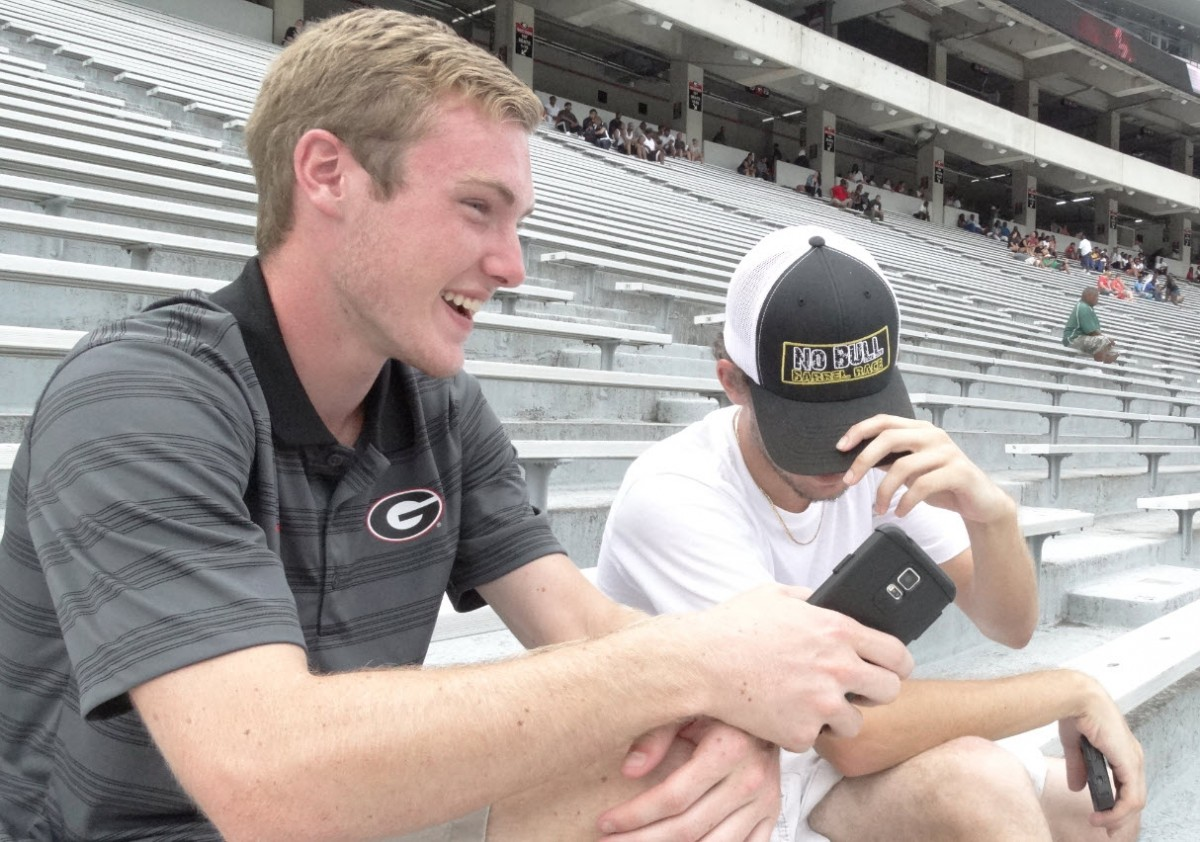 Bulldawg Illustrated recruiting analysts Lucas Rogers and Heath Holland