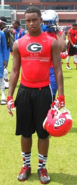 Dawson Ellington - Class of 2020 Athlete - Woodward Academy. Photo courtesy of Dawson Ellington