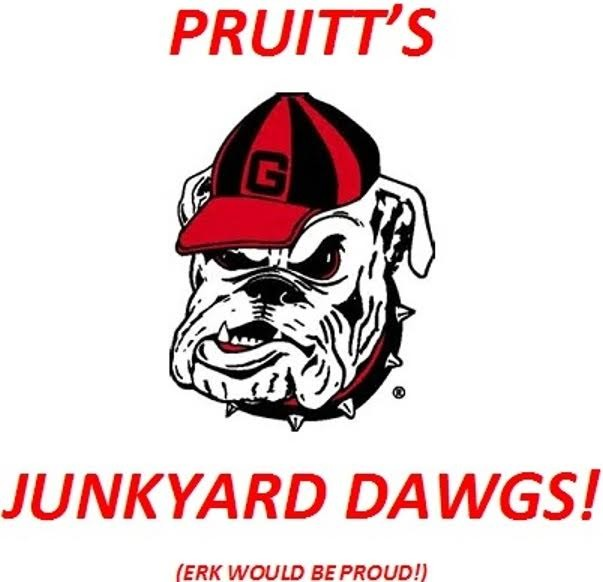 Pruitt's Junkyard Dawgs