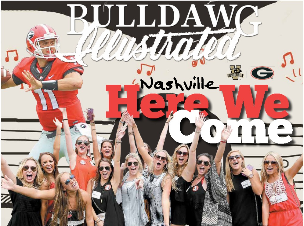 2015 Latest Issue: Nashville Here We Come