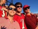 Ben Cramer, Matt Horan, and Wade Phillips