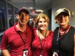 Erik Blalock, Sheryl McGarity and Becky Blalock