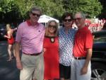 Hugh Haston, Jane Camp, Mimi Haston and Randy Camp
