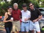 Martin, Bill Schermerhorn, Chris Martin and John Turner