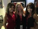 Wanda Rogers, Tonia Kenny and Shannon Grube