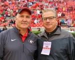 Perry Langston & Kevin Butler - Dawgs 48 Southern 6 - 9-26-15 - Rob Saye Copyright (1280x1024) (1)