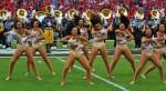 Southern Band Dancers- Dawgs 48 Southern 6 - 9-26-15 - Rob Saye Copyright (1280x699)