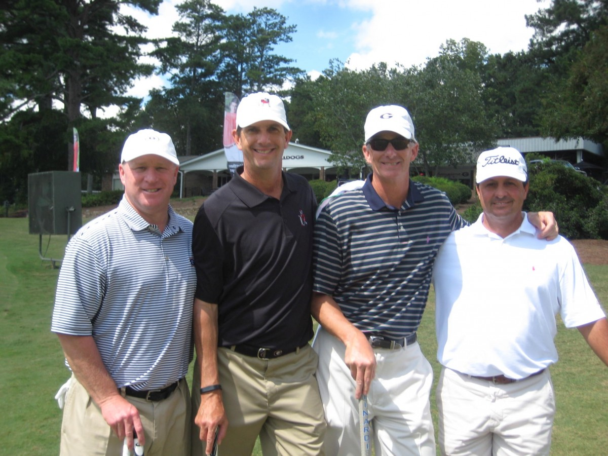 David Dukes, Brad Lastinger, John Lastinger and Donn Perno