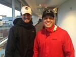 Brian Newberry and Josh Long