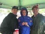 Jeff Miller, Pruitt Miller and Steve Hall