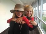 Kelley Blanton and Lauren Rhodes