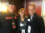 Kevin Jackson and Cindy and Don Waters