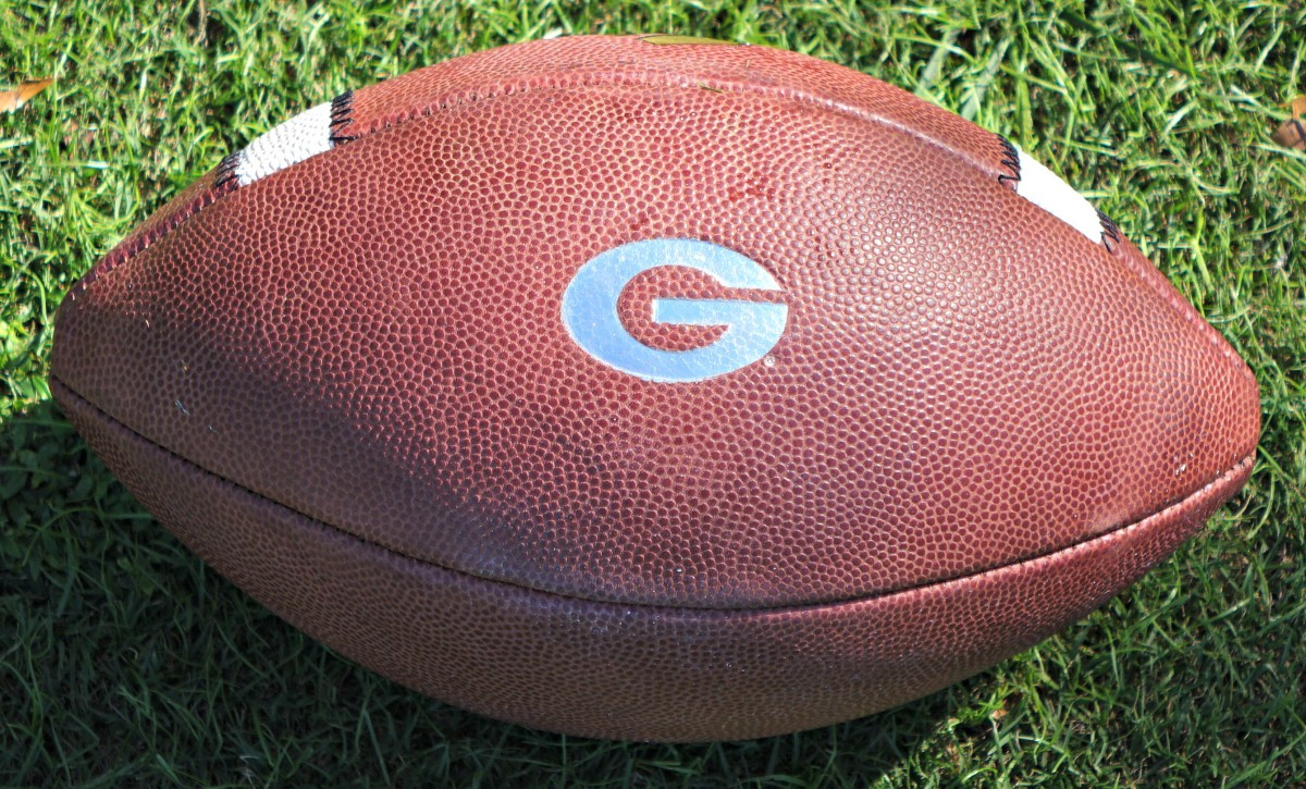 Football with Georgia G