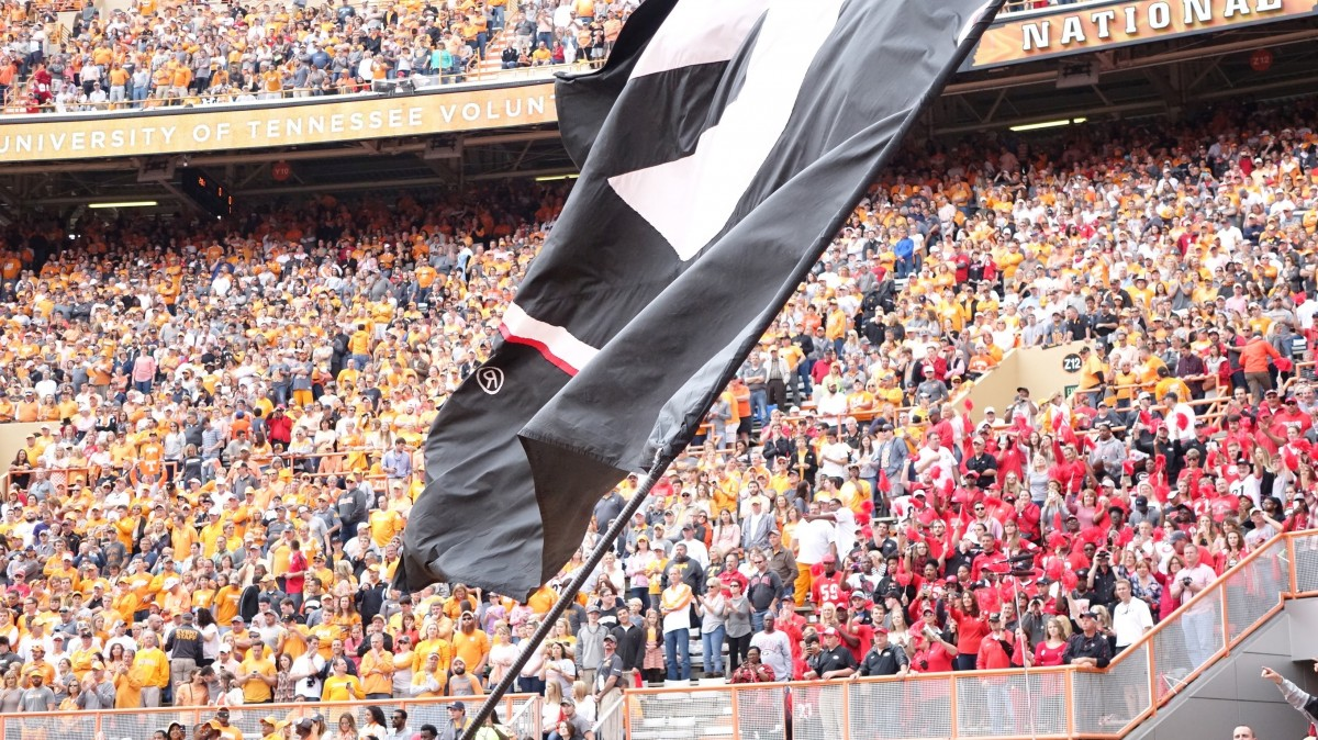 UGA vs Tennessee, 10-Oct-2015 (Photo by Greg Poole / Bulldawg Illustrated)