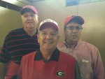 Larry Gaither, Dean Welsh and Vaughn Bray