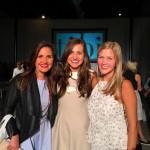 Hannah Groseclose, Lindsay Lucas and Molly Rumpf