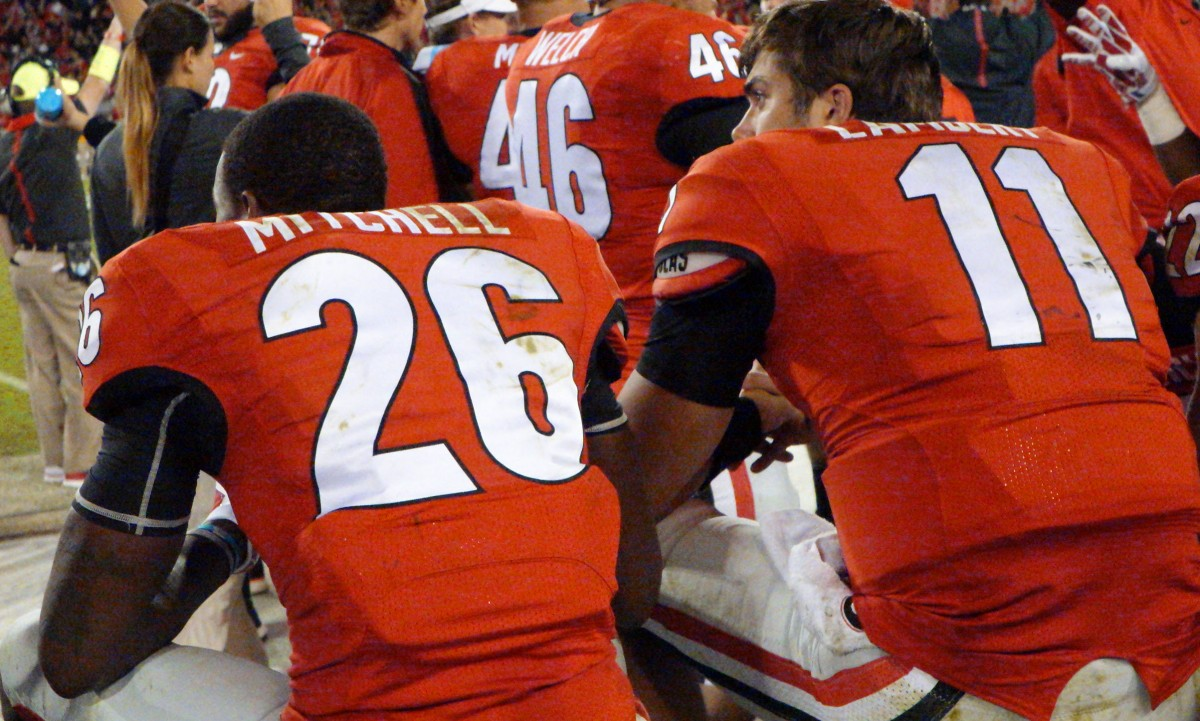 Malcolm Mitchell and Greyson Lambert – Georgia vs. Missouri 2015