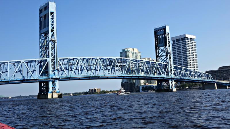Main Street Bridge - Jacksonville, FL - Georgia-Florida 2015 (Photo by Greg Poole / Bulldawg Illustrated)