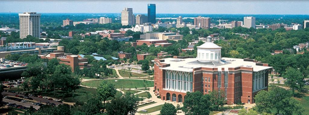 University of Kentucky Campus (Photo courtesy of UTK.edu.)