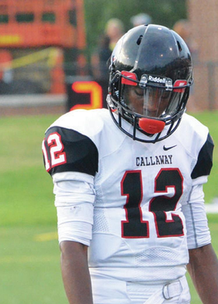 Braylon Sanders – 2017 WR - Callaway Varsity Football, Hogansville, GA