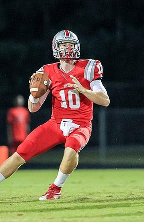 Will Bearden – 2016 Pro-style QB – Archer HS, Lawrenceville, GA (Photo courtesy of Archer High School)