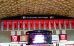 Stegeman Coliseum banners